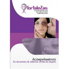 Libro: Acompañamiento en Situaciones de Violencia Contra las Mujeres
