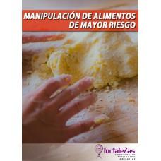 Manipulación de Alimentos de Mayor Riesgo