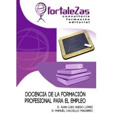 Libro: Docencia de la Formación Profesional para el Empleo